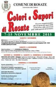 2544^Colori e Sapori di Rosate 2015